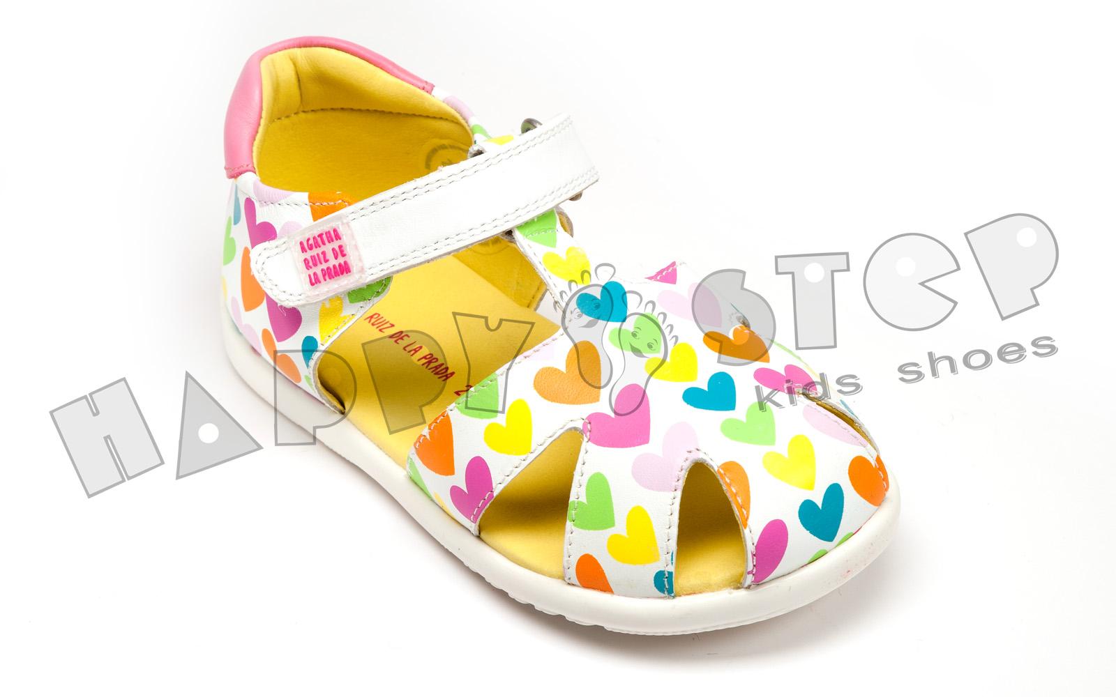 9c4038b1ac6 AGATHA RUIZ DE LA PRADA 192907 - Παιδικά παπούτσια Happy Step