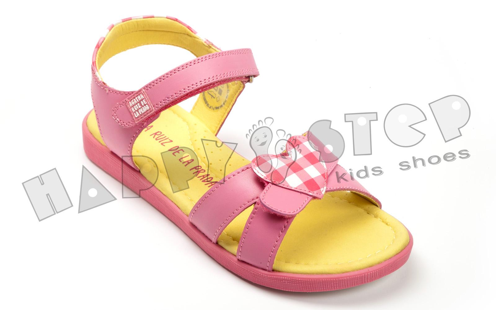 456f53acd42 AGATHA RUIZ DE LA PRADA 192935 - Παιδικά παπούτσια Happy Step